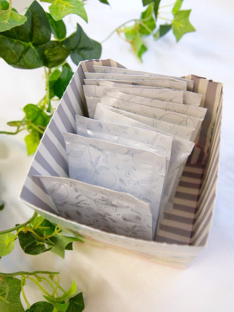 micoco玄米プロテイン 箱